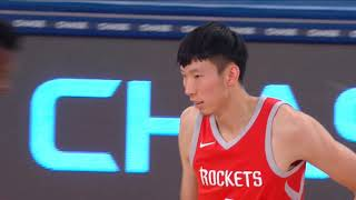 Zhou Qi NBA Preseason FULL HIGHLIGHTS (All 5 games!)