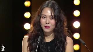16.02.19 베를린 영화제 은곰상 여우주연상 '김민희(Kim Min hee)'