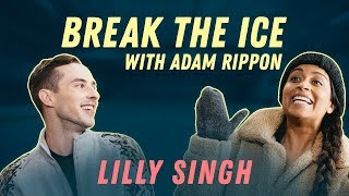 Butt Wiggling with Lilly Singh (iiSuperwomanii) | Break The Ice Ep. 1