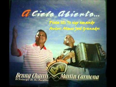 BENNY CHARRIS & MARTIN CARMONA - TE SIGO AMANDO