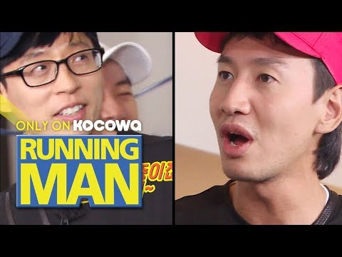 Jae Suk.. The Rules of Conversations are Strict Only To Kwang Soo [Running Man Ep 424]