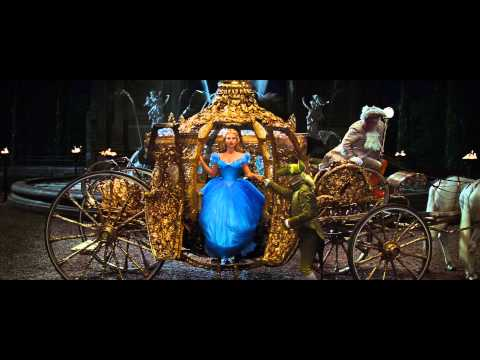 Disney's Cinderella - Anything is Possible Promo. In Cinemas March 20