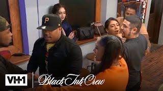 Junior & S.P. Start a BRAWL at Friendsgiving | Black Ink Crew: Chicago