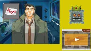Let's Play Phoenix Wright: Ace Attorney - Episode 3: The Moment Gumshoe's Life Went Downhill