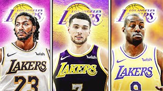 3 PLAYERS THE LAKERS MUST TRADE FOR! TRADING KYLE KUZMA FOR AN NBA CHAMPIONSHIP!? NBA TRADE DEADLINE