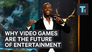 TERRY CREWS: Here's why video games are the future of entertainment