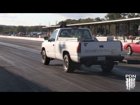 10 Second Work Truck - Holley LS Fest