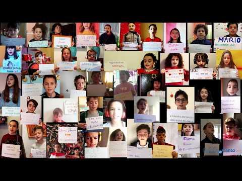 Europa InCanto - 700 bambini cantano Nessun Dorma - Turandot