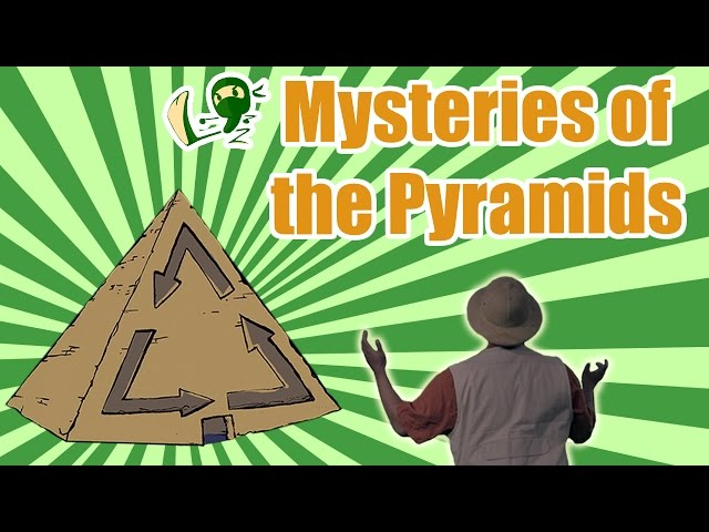 Mysteries of the Pyramids: Wrapped in Secrecy