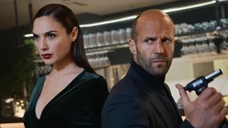 Gal Gadot & Jason Statham @ wix.com | official Big Game spot (2017) Superbowl