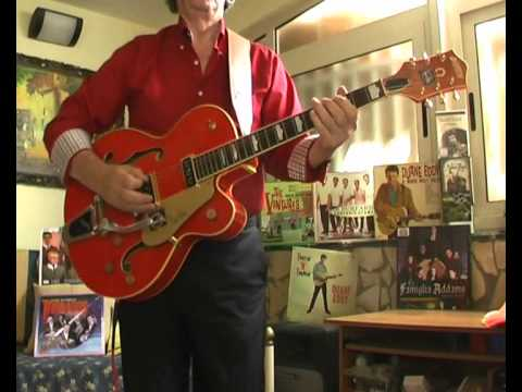 Dance with the Guitar Man   DUANE EDDY