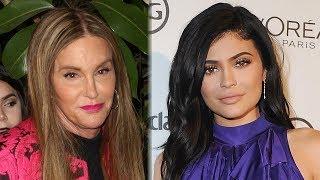 Caitlyn Jenner BREAKS Silence On Kylie Jenner's Baby Daughter