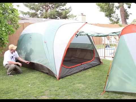 Best Family c&ing tent Hobitat 6 from REI & Emergency Shelter: REI