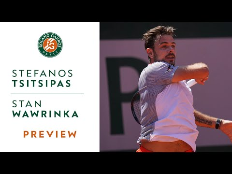 Stefanos Tsitsipas vs Stan Wawrinka - Round 4 Preview | Roland Garros 2019