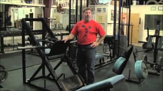 The Leg Press with Mark Rippetoe