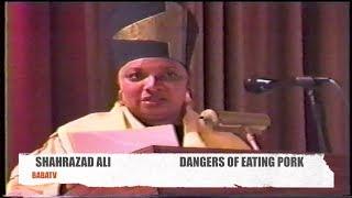 Shahrazad Ali - The Dangers of Eating Pork (U.A.M.)