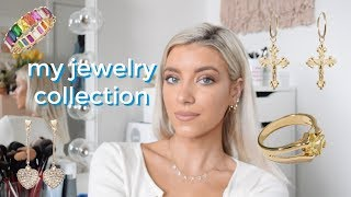 MY JEWELRY COLLECTION | Keaton Milburn