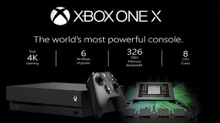Microsoft Just Did Something HUGE For The Xbox One X! Sony's In A Lot Of Trouble!