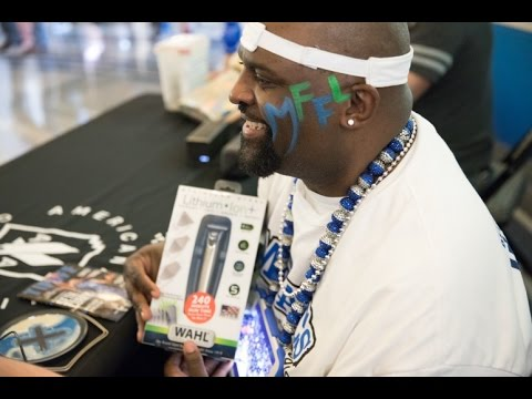 Dallas sports fans helped the city rebound to the top of the 'Most Facial Hair Friendly Cities in America' list. To honor this accomplishment, Wahl is sponsoring the city's most devoted fans - The Mavs ManiAACs.