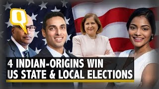 US state & local elections: Four Indian-origins includ..