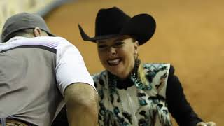 2018 AQHA Youth World  14 18 Western Pleasure and Western Riding  Taylor Searles