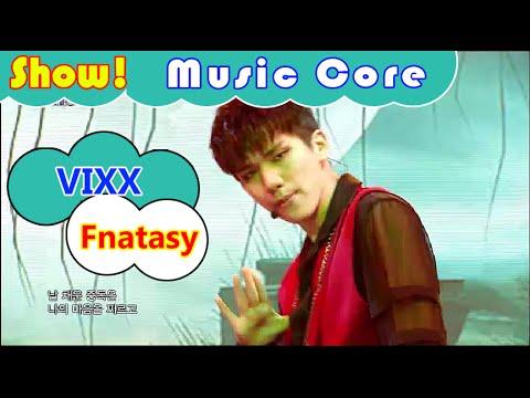 [HOT] VIXX - Fantasy, 빅스 - 판타지 Show Music core 20160827