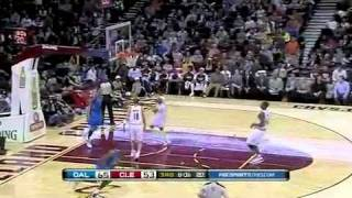 Mavericks vs Cavaliers Recap 1/2/2011.mp4