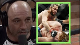 Joe Rogan Rewatches Jorge Masvidal KO Ben Askren