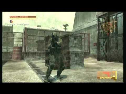 Baixar Metal Gear Online - Random Grosnyj Grad TDM