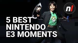 Top 5 Best Nintendo E3 Moments