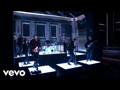 OneRepublic - Wherever I Go (Live On The Tonight Show Starring Jimmy Fallon)