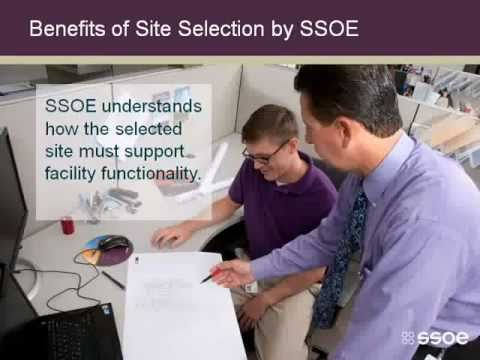 Site Selection -There's a lot at stake when selecting a site for a new facility.