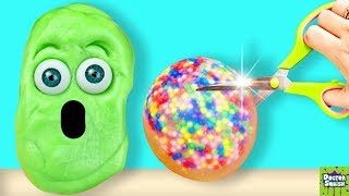 José Made Mystery Squishy Toys! What's Inside??! Doctor Squish