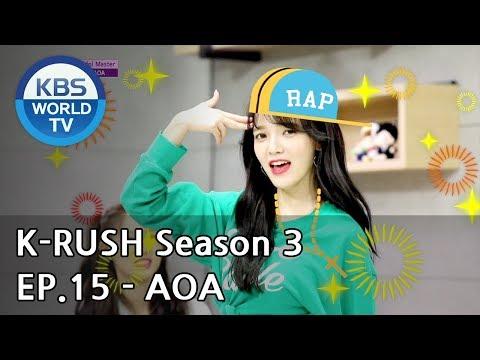 Today's GUEST : AOA! [KBS World Idol Show K-RUSH3 2018.06.22]