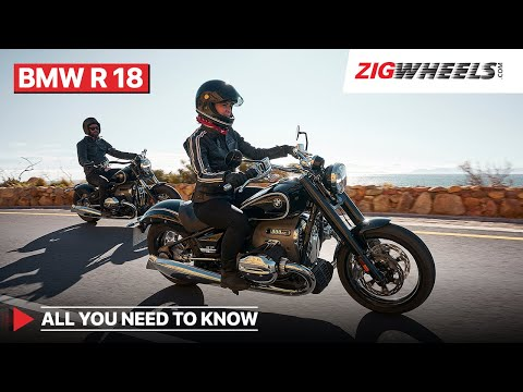 BMW R 18 Cruiser: All You Need To Know   Price, Features, Engine Details & More   BikeDekho.com
