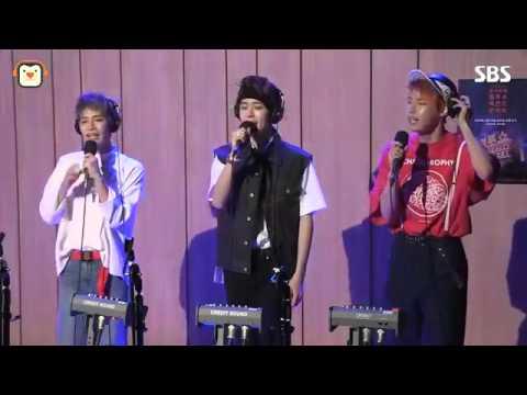 [SBS]두시탈출컬투쇼,Without U, NCT U 라이브