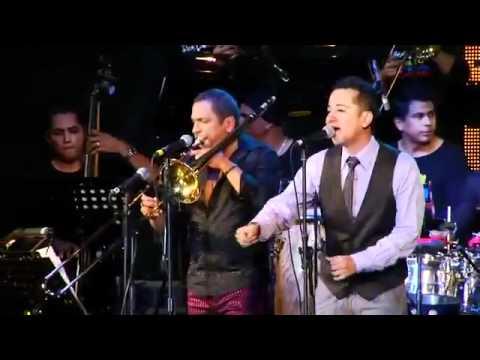 Alberto Barros - Soy tu amigo [Tributo a la Salsa Colombiana 4]