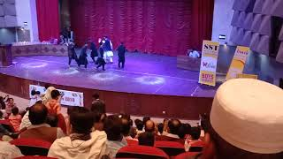 Attan dance in Nishtar Hall Peshawar