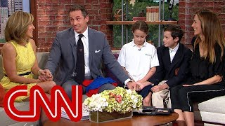 Chris Cuomo's emotional goodbye to 'New Day'