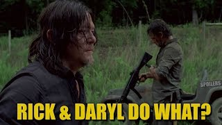 The Walking Dead Season 8 Episode 5 Spoilers News & Discussion - Daryl & Rick Do What?