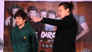 One Direction Orlando Q&A - WDBHG