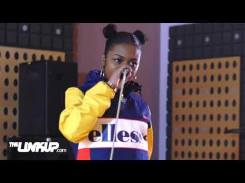 Nadia Rose - Mufasa #MicCheck @nadiarosemusic | Link Up TV