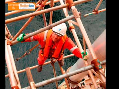 Life on an Offshore Oil Rig by Bettertax