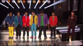 "3rd Performance - The Filharmonic - ""One More Night"" By Maroon 5 (Group A)"