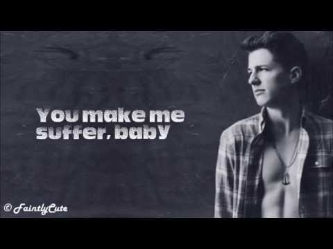 Charlie Puth - Suffer - Lyrics