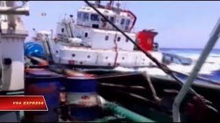 Truyền hình VOA 21/3/19: Hội Nghề cá VN đòi TQ bồi thường vụ chìm tàu