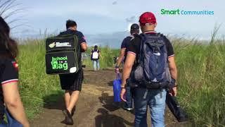 Smart39s School-in-a-Bag goes to remote Bacoor, Cavite public school ...