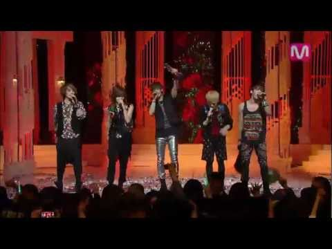 120331 SHINee Encore Stage Sherlock 1st Win [Special]