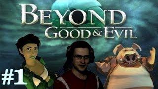 Beyond Good and Evil Прохождение ► Начинаем! ► #1