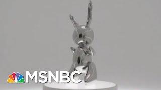 Steve Mnuchin's Dad Buys An $80 Million Rabbit | All In | MSNBC